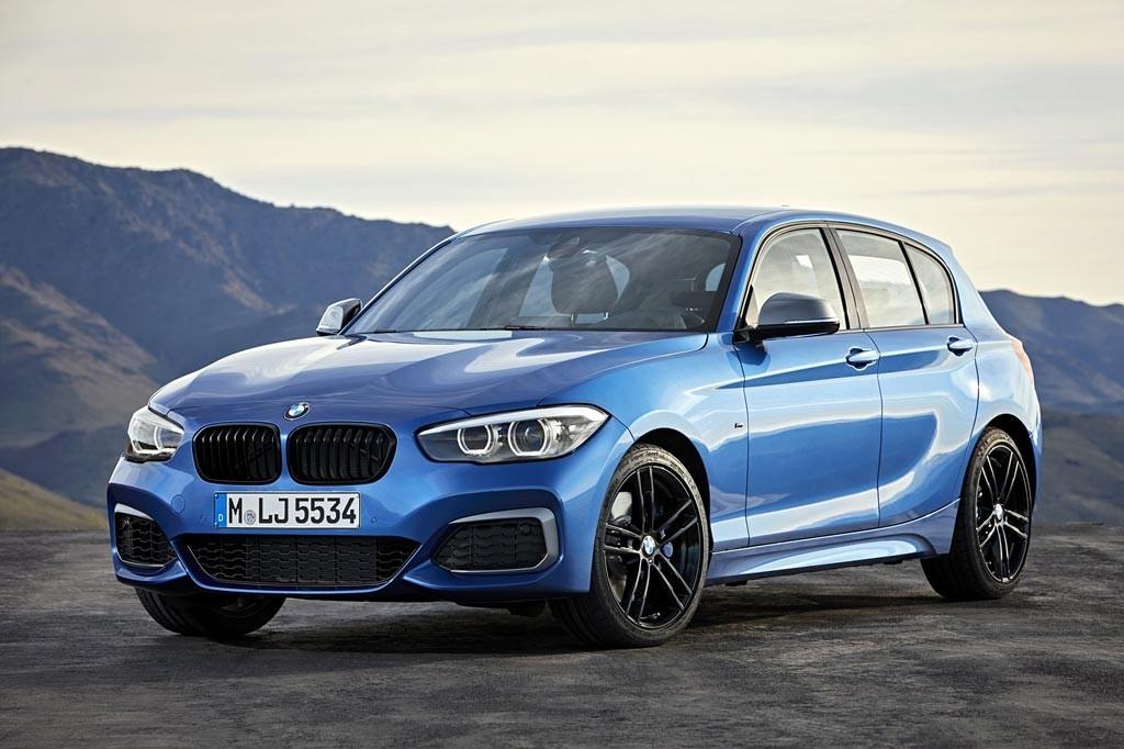 Начата продажа обновленных BMW 1-й и 2-й серии